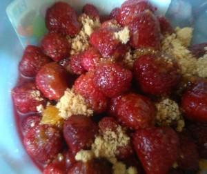 Tiramisu cu fructe