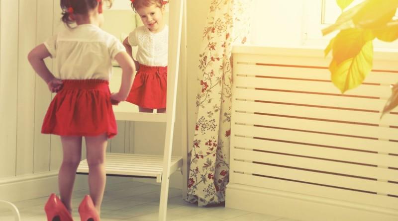 copil oglinda
