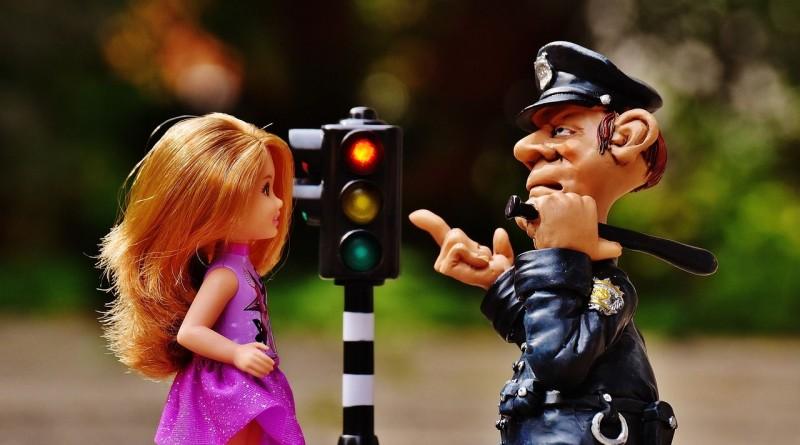 copil politist