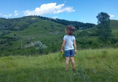 Cum să salvezi lumea la vârsta de 4 ani