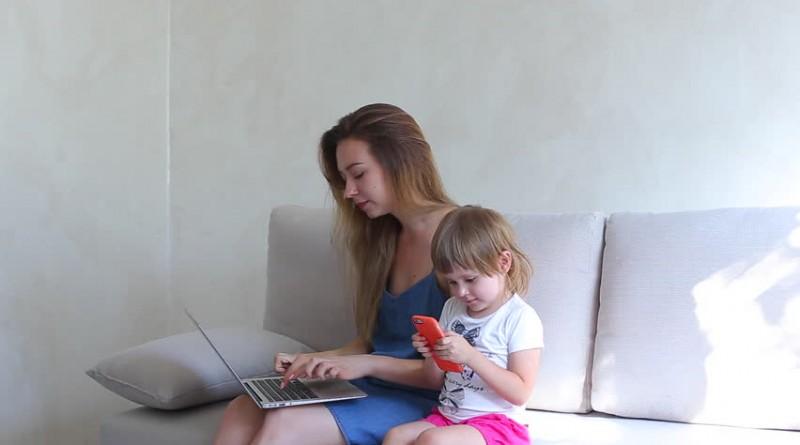 mama laptop