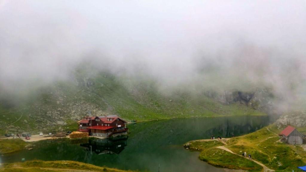 Obiective turistice Transfagarsan- Balea Lac
