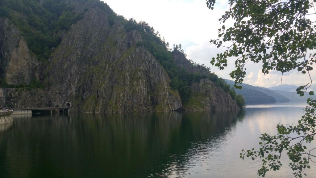 Obiective turistice Transfagarsan- Barajul Vidraru